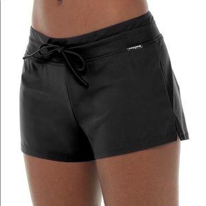 ZeroXposur NWT swim short lined black, XXL or 3x